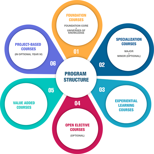 Undergraduate Program Structure