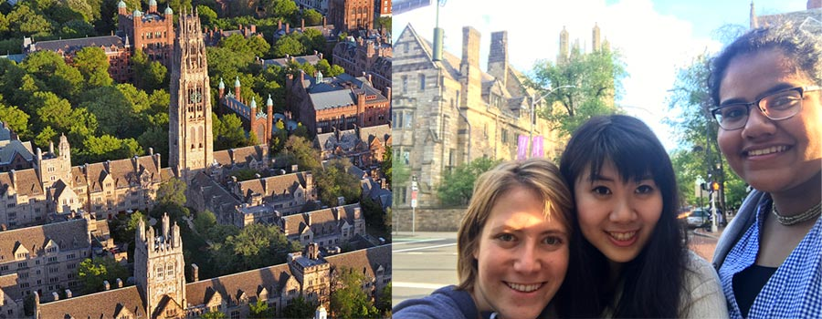FLAME University student shares her experience of studying at Yale