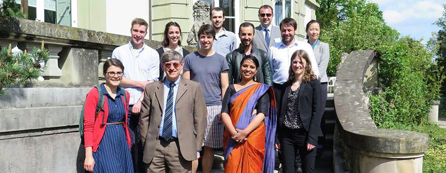 FLAME Professor achieves a first for India in Europe