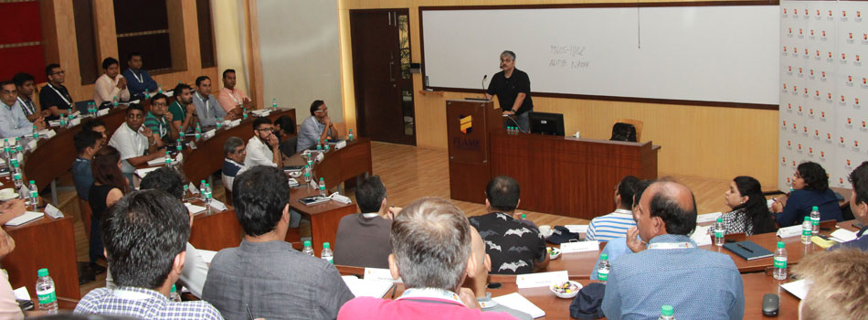 FLAME Investment Lab successfully concludes the 'Behavioral Finance and Value Investing with Sanjay Bakshi' program