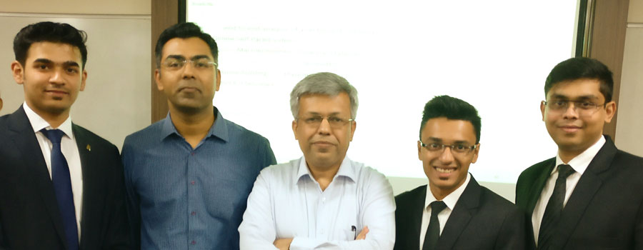 FLAME University students win NMIMS's Equity Research Competition