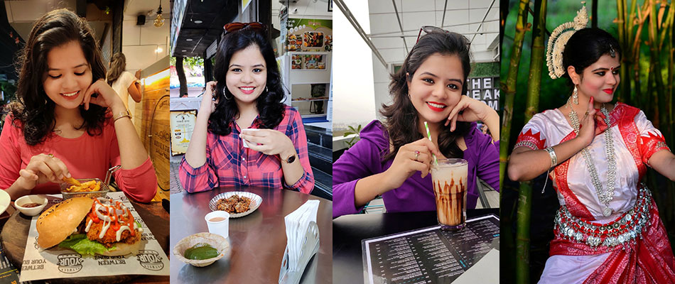 FLAME alumna and famous food blogger Saloni Panda transforms into Super Womaniya