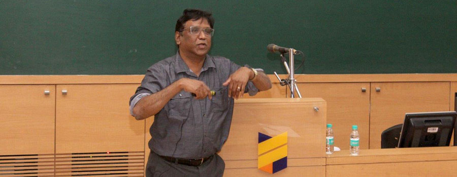 Prof. Ramaswami Mahalingam, Associate Professor of Psychology at the University of Michigan