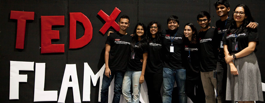 Highlights from TEDx 2016 at FLAME University