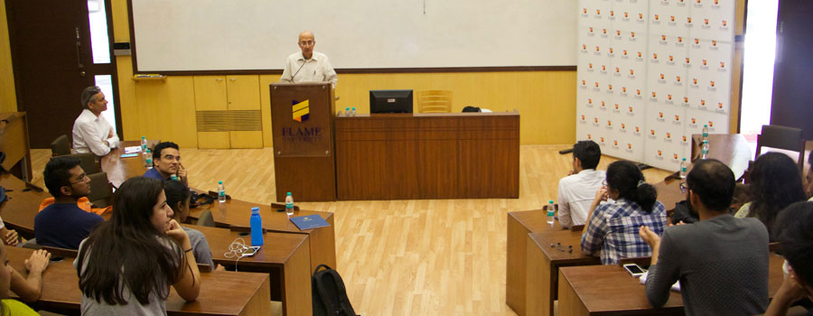 """The Power of Nudges"", a talk by Dr. Rafiq Dossani of RAND Corporation"