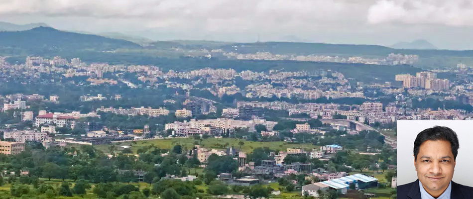 Why I fell in Love with Pune? A Porterian Cluster Perspective